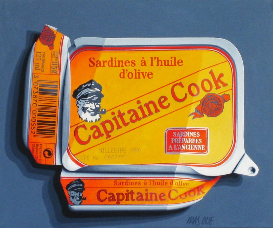 Capitaine Cook