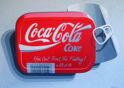 Cola gimmick